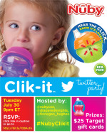 #NUBYClikIt Twitter Party