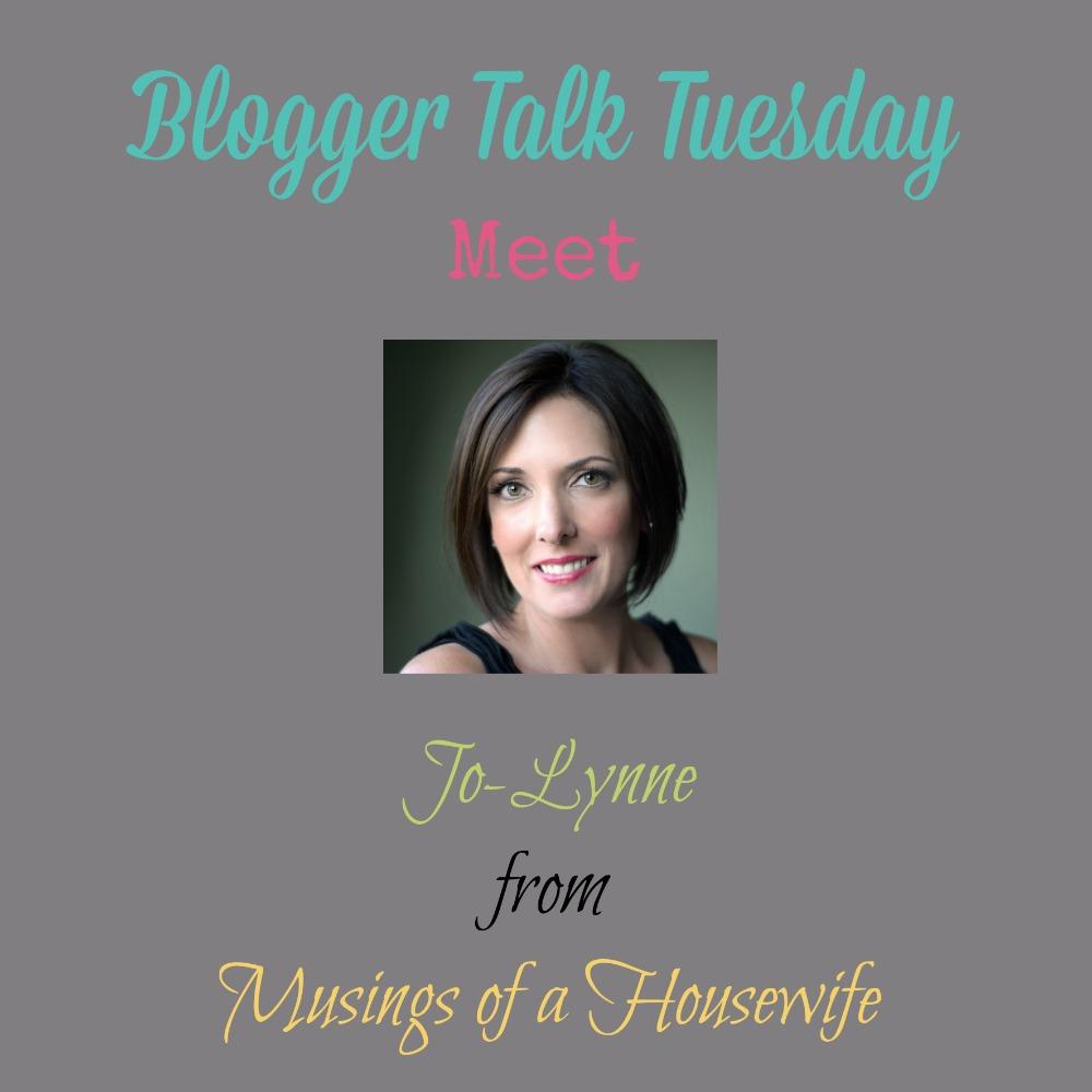Talk Tuesday: Jo-Lynne Shane