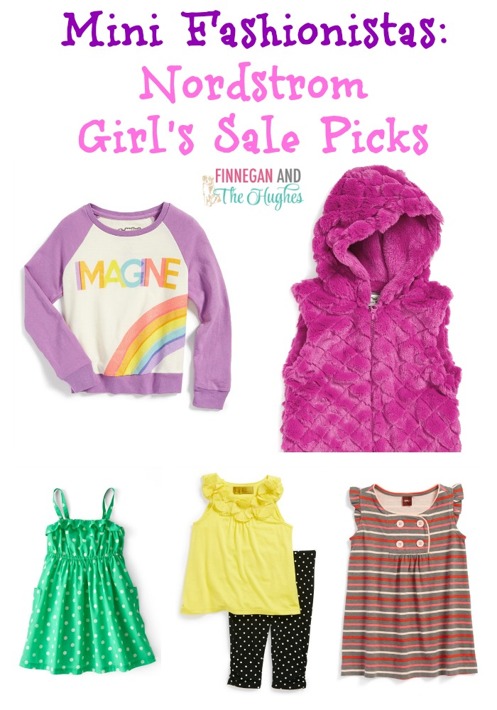 Mini Fashionistas: Nordstrom Girl's Sale Picks