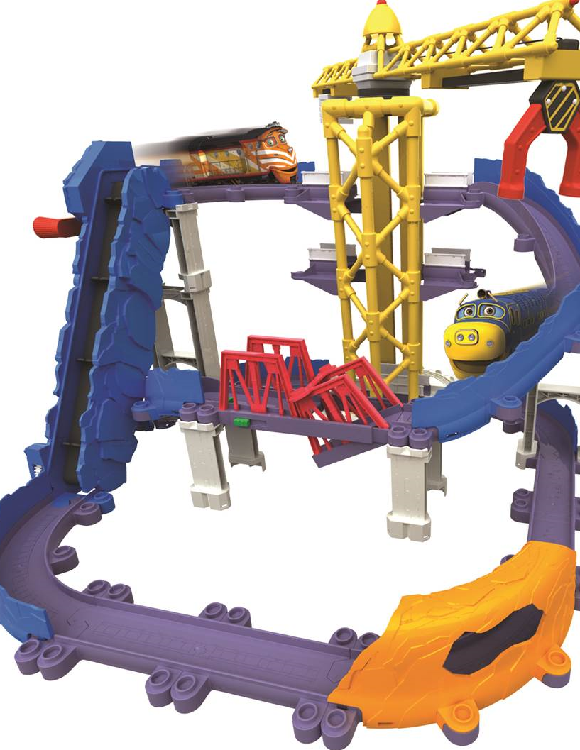 Chuggington StackTrack at Target #Giveaway #ChuggatTarget