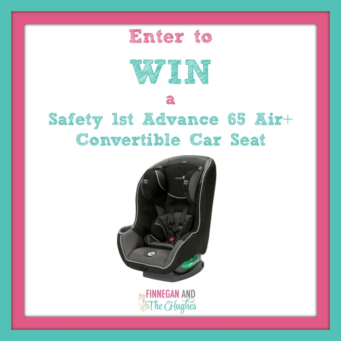 Safety 1st Carseat Tips and #Giveaway