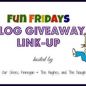 Fun Fridays Blog Giveaway Link Up