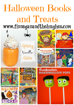 Halloween Books and Treats