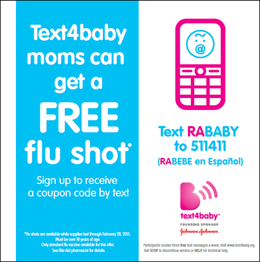 Thoughtful Thursday:  FREE Flu Shots to Pregnant Mothers #MaternalHealth