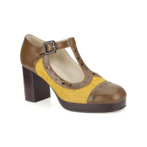 Orla Kiely Dotty Shoes