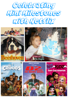 Celebrating Mini Milestones with Netflix