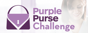 The Allstate Foundation's Purple Purse Challenge #PurplePurse