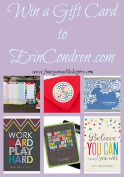 Erin Condren #Giveaway