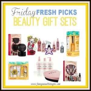 Friday's Fresh Picks: Beauty Gift Sets