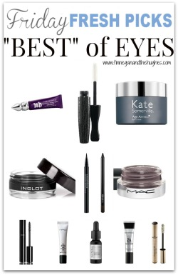 "Friday's Fresh Picks: ""BEST"" of Eyes"