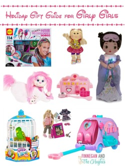 The Girly Girls Holiday Gift Guide