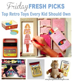 Top Retro Toys Every Kid Should Own