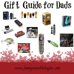 Holiday Gift Giving Guide for Dads