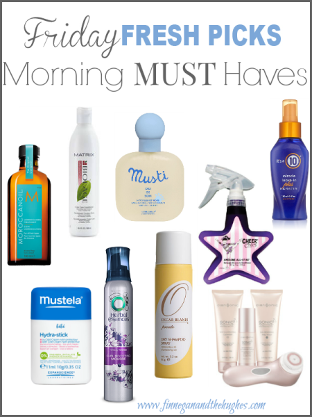 Fridays Fresh Picks Morning Must Haves