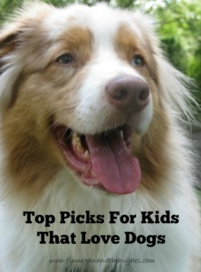 Top Picks for Kids That Love Dogs
