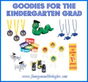 Goodies for the Kindergarten Grad