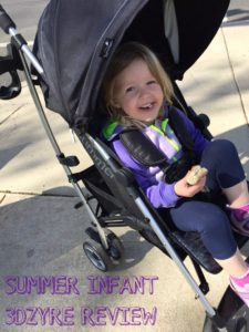 Summer Infant 3Dzyre Review