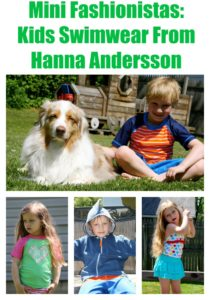 Mini Fashionistas Kids Swimwear From Hanna Andersson