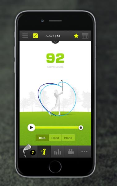 Zepp Golf for Dads