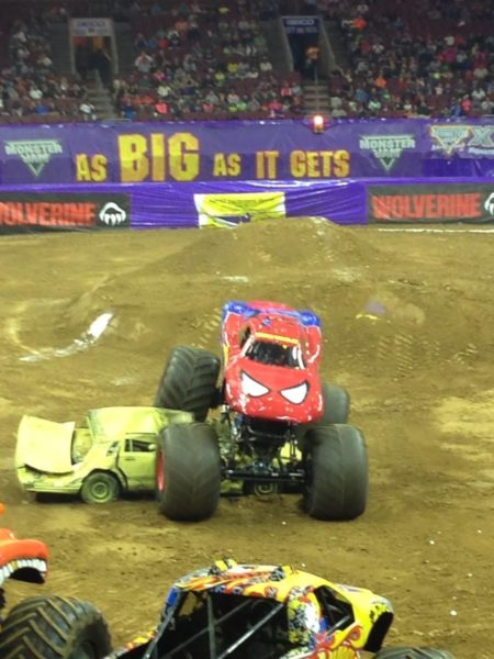 Monster jam discount coupons