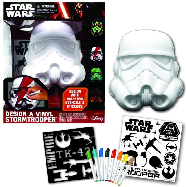 Design a Stormtrooper