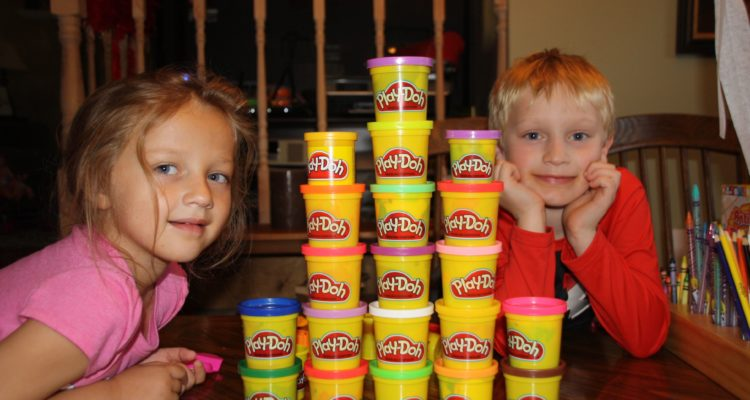 WORLD PLAY-DOH DAY!