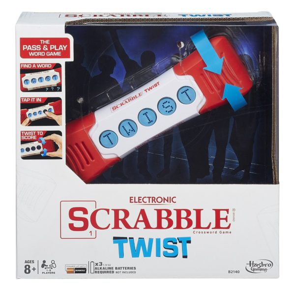 Scrabble Twist Game