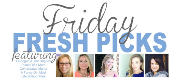 Friday Fresh Picks