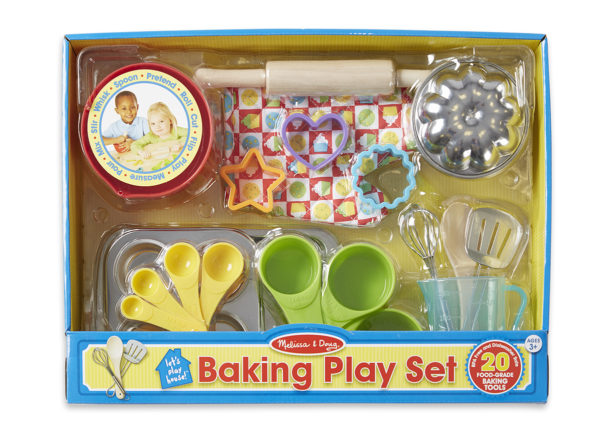 Baking Play Set Packaged