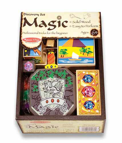 Discovery Magic Set Packaged