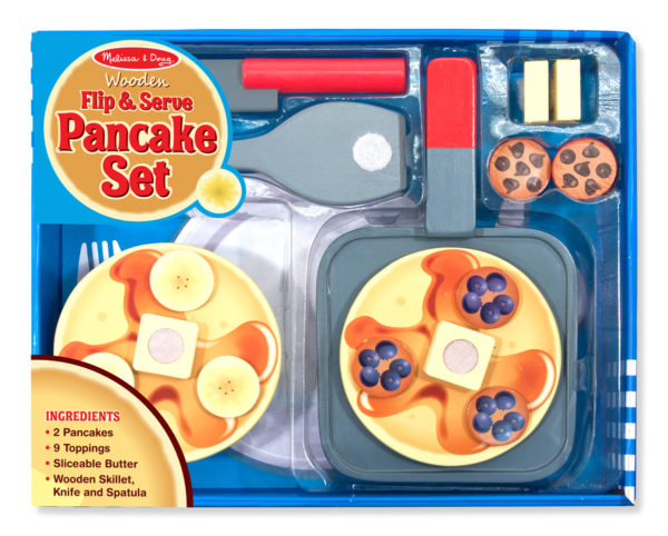 Flip & Serve Pancakes Packaged