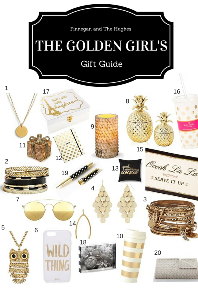 The Golden Girl's Gift Guide