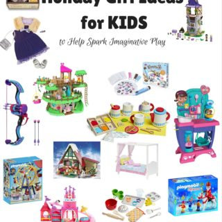 Holiday Gift Ideas for Kids to Help Spark Imaginative Play