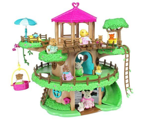 Lil Woodzeez Tree House