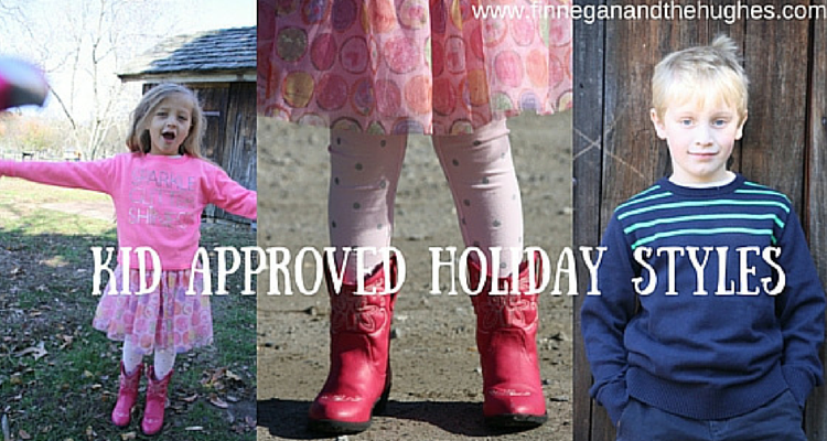 Kid Approved Holiday Styles