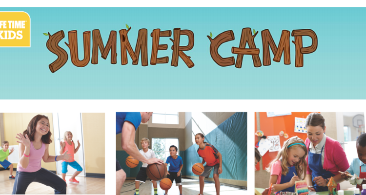 Life Time Athletic Summer Camp