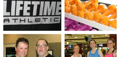 Strictly Strength and Spa Day at Life Time Athletic
