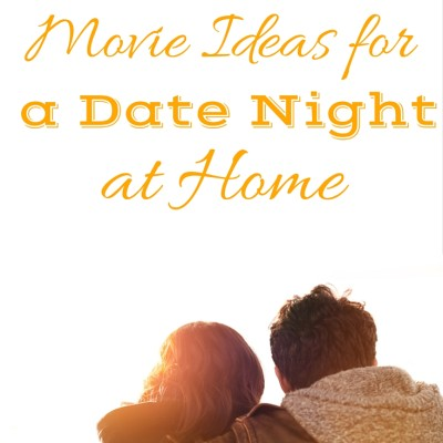 Outdoor Movie Ideas for a Date Night at Home