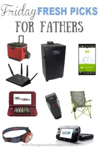 Fresh Picks for Fathers