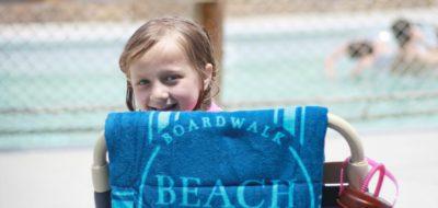 Hershey Park: Cabanas at The Boardwalk