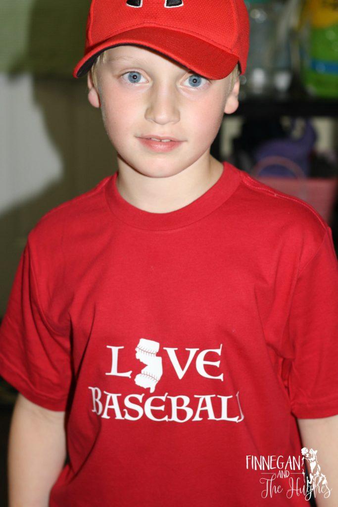 Live Baseball Shirt