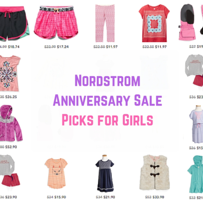 Nordstrom Anniversary Sale Picks for Girls