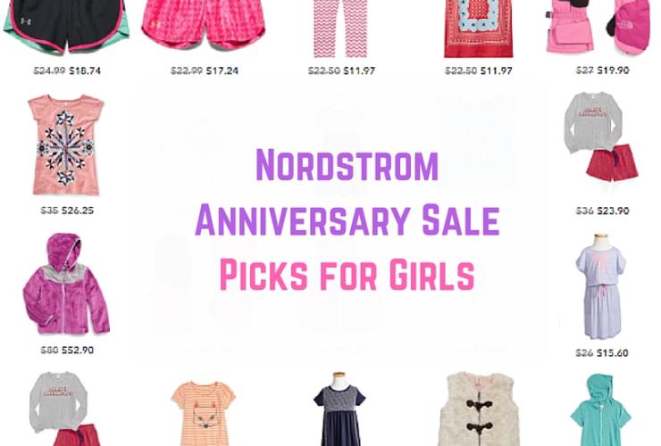 Nordstrom Anniversary Sale Picks for Girls
