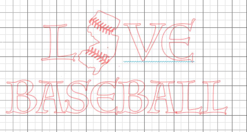 NJ Baseball Shirt