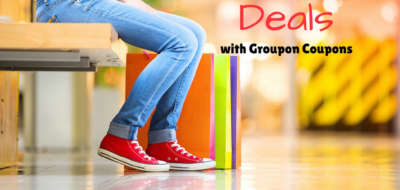 Back to School Deals with Groupon Coupons