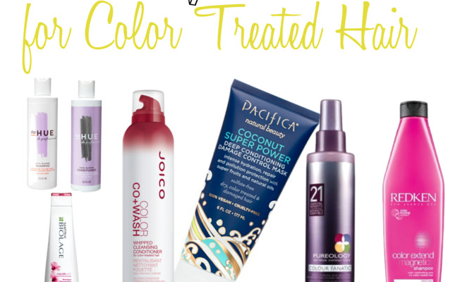 Fresh Picks for Color Treated Hair