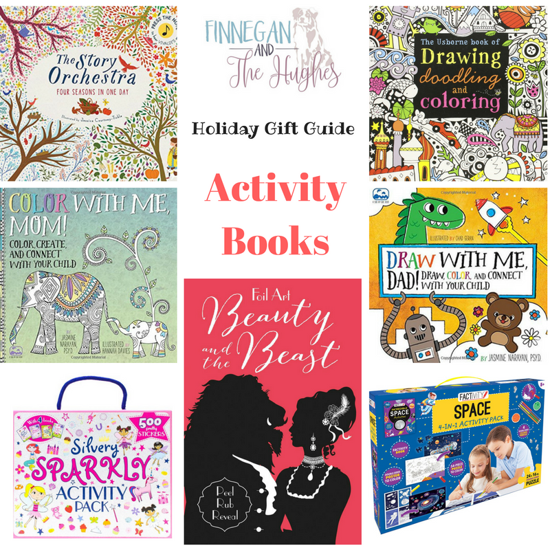Holiday Gift Guide: Activity Books