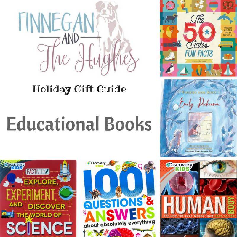 Holiday Gift Guide: Educational Books