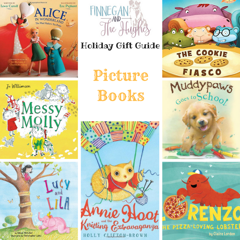 Holiday Gift Guide: Picture Books