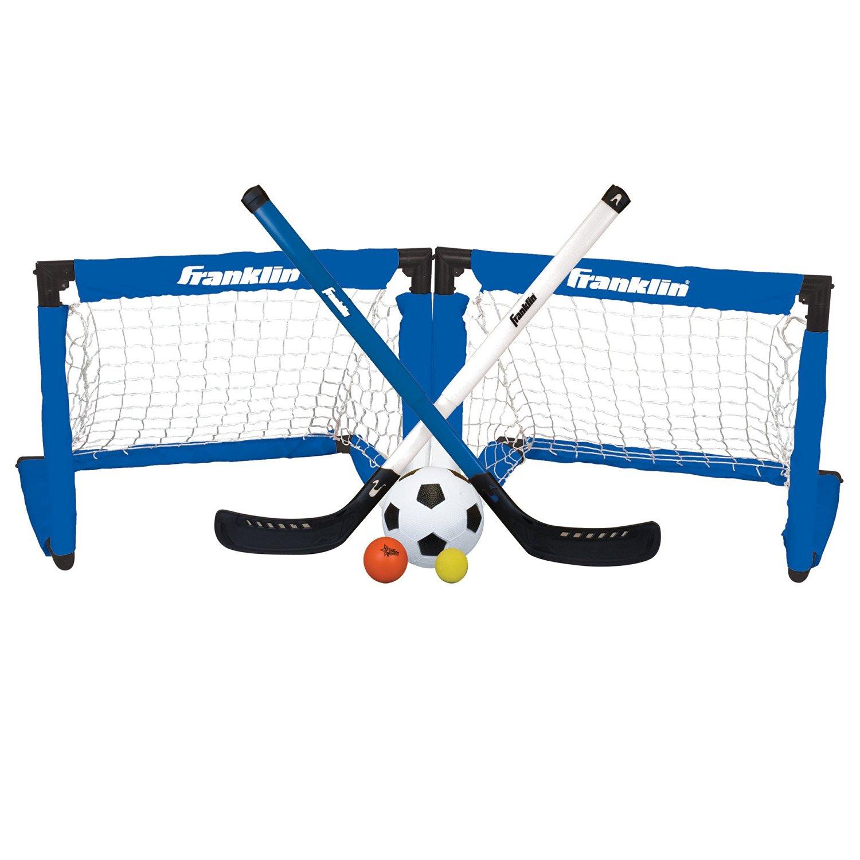 Franklin Sports 3-in-1 Sports Set